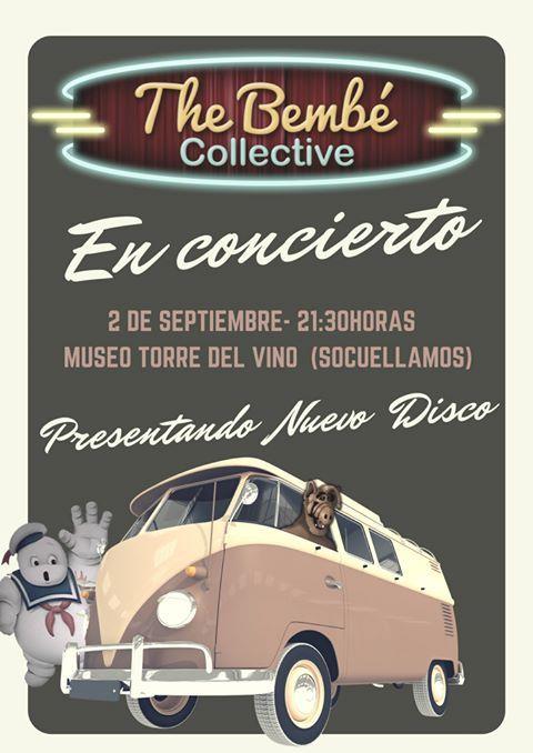 "Imagen ""The Bembé Collective"" en concierto en Manchavino"