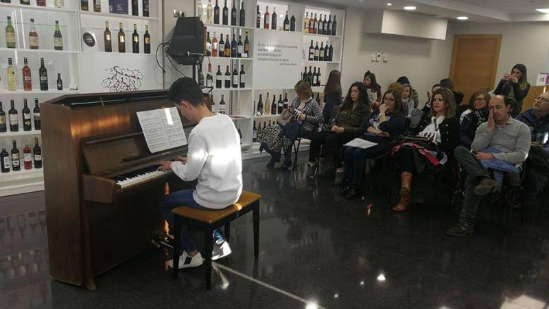 Imagen La Escuela Municipal de Música en el MTDVS