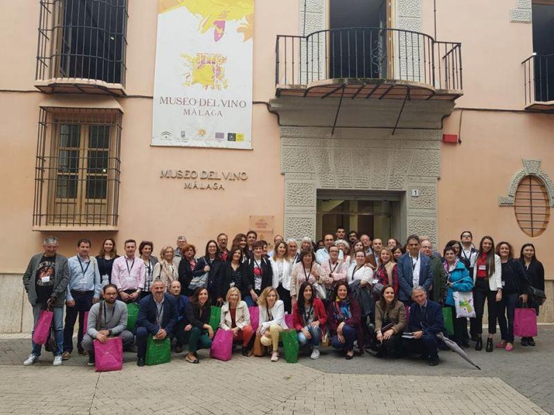 Imagen XVI Simposio de los Museos del Vino de España