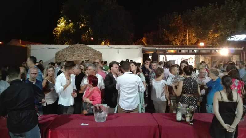 Imagen  IV Patio del Vino y la XVIII Fiesta de Manchavino 2018
