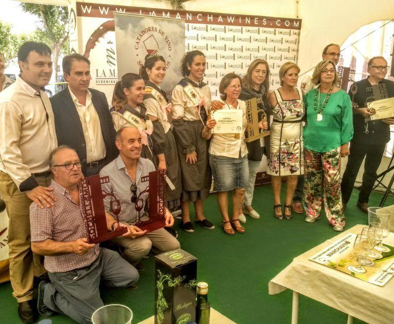 Imagen XVIII Concurso Nacional de Catadores de Vino