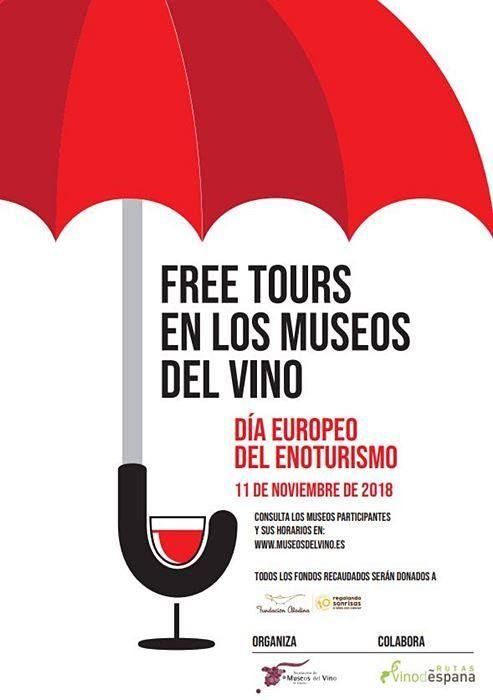 Imagen FREE TOURS en el Da Europeo del Enoturismo