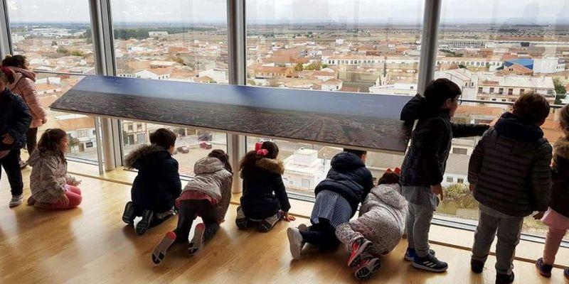 Imagen Visita de los alumnos de infantil del CC Virgen de Loreto