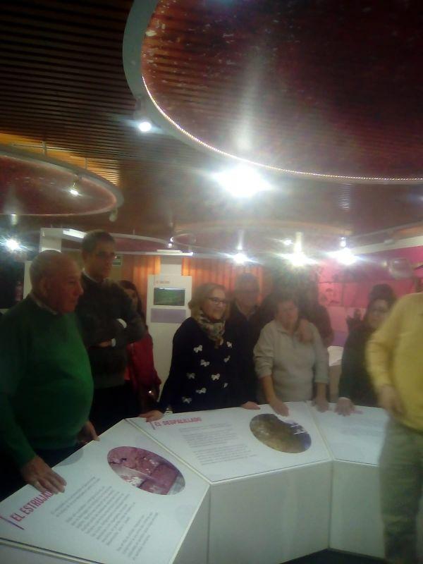Imagen Visita de la Agrupación de Personas Sordas de Ciudad Real