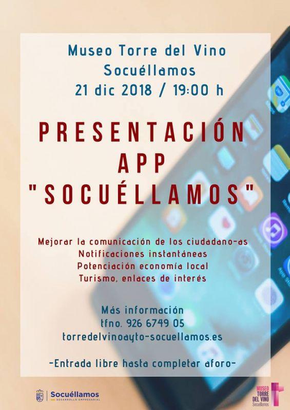 Imagen Presentación App Socuéllamos