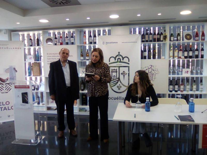 """Imagen Presentación del libro de Gregorio Sánchez Alarcón  """"El maestro de música"""""""