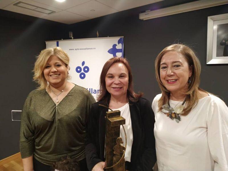 """Imagen Premio  """"Mirador de la Torre del Vino"""" a Mar Romero"""