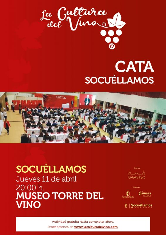 "Imagen Celedonio Muñoz en la cata ""La Cultura del Vino"""