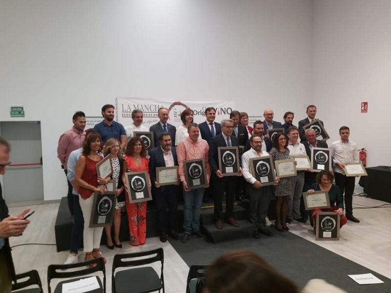 Imagen El Museo Torre del Vino de Socuéllamos recibió el pasado 5 de octubre un premio del Consejo Regulado