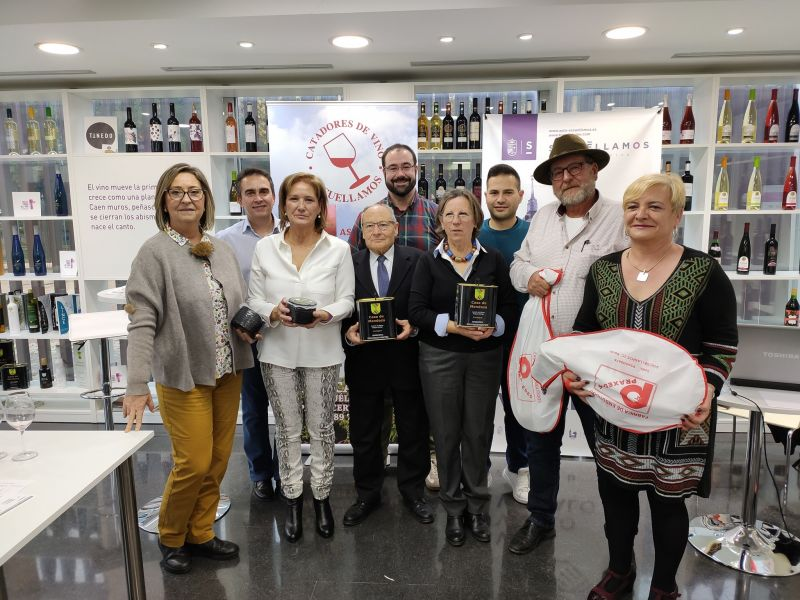 Imagen VII Concurso Regional de Catadores de Alimentos por Parejas Villa de Socuéllamos