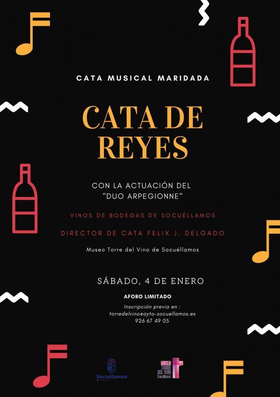 Imagen Cata de Reyes
