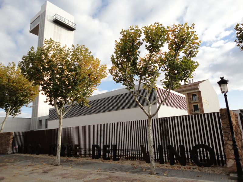 Imagen El Museo Torre del Vino reabre sus puertas