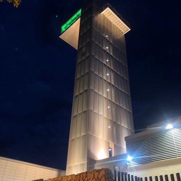Imagen El Mirador en verde