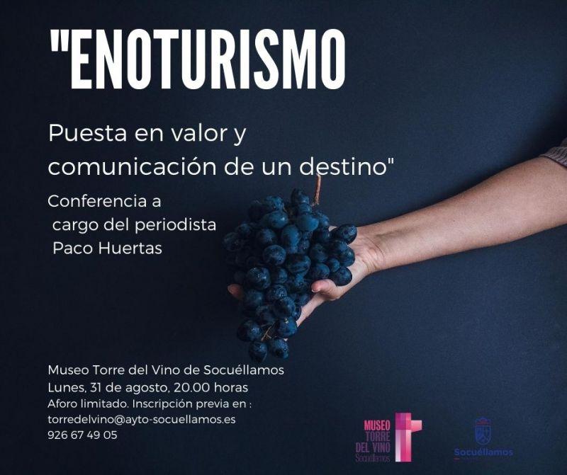 Imagen  'Enoturismo, puesta en valor y comunicación de un destino'