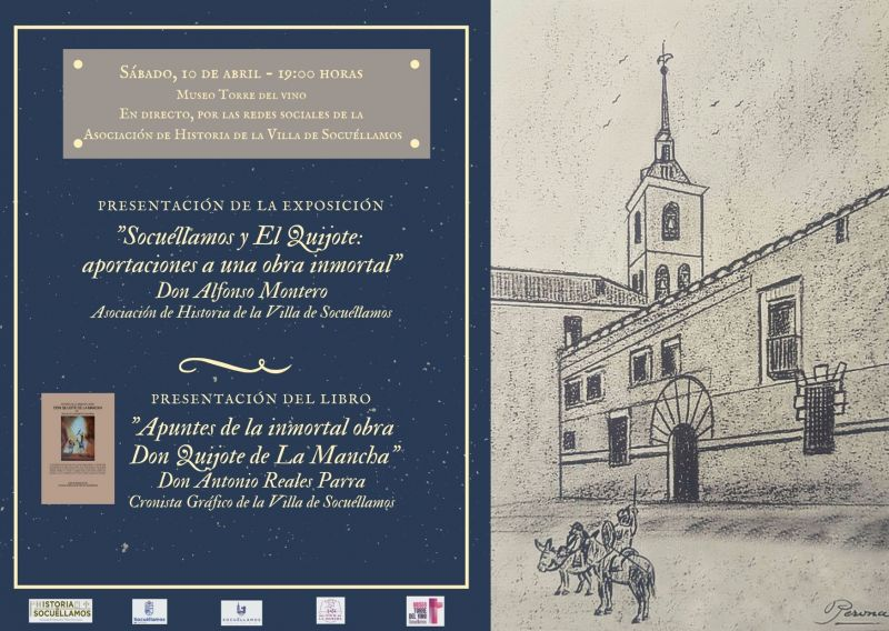 Imagen Ponencia sobre El Quijote